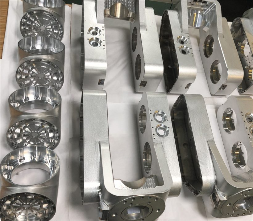 cnc machining fixtures and jig
