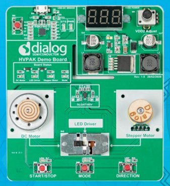 A New Programmable IC Opens Doors for Customizing Motor Drive Applications
