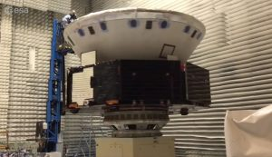 ESA takes ExoMars for a spin