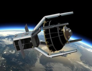 UK Space agency seeks ideas for debris removal missions