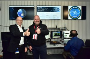 ESA's OPS-SAT laboratory completes stock trade from space